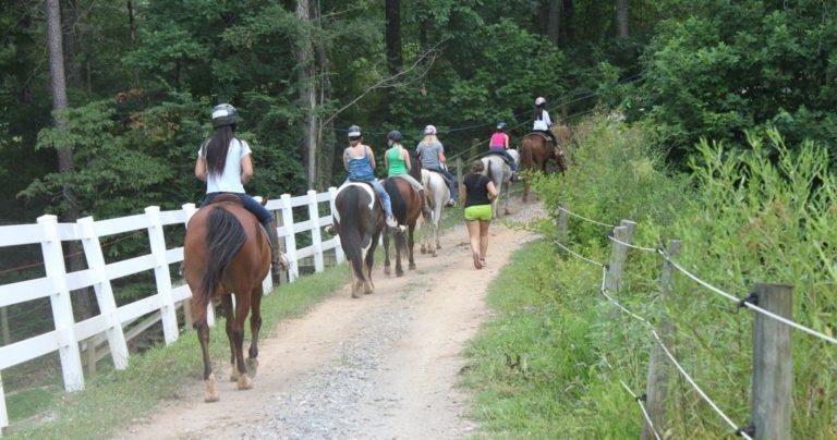 HORSEBACK RIDING - Sunburst Adventures